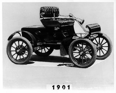 1901 Oldsmobile Curved Top Factory Photo m1203-45QUMX