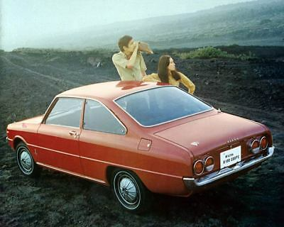 1970 Mazda R100 Coupe Factory Photo Japan RHD m2134-OYQJKN