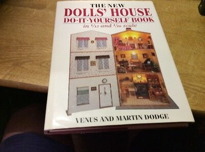 New dolls house diy do it yourself book venus dodge 112 116 new dolls house diy do it yourself book venus dodge 112 116 solutioingenieria Choice Image