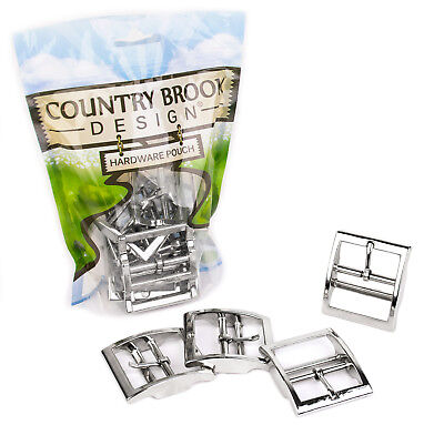 Country Brook Design® 1 1/2 Inch Tongue Buckle (25 Pack)