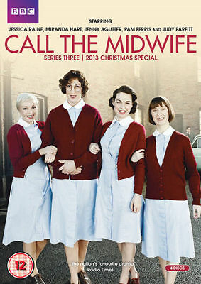 Call The Midwife Series 3 DVD NEW DVD (BBCDVD3910)