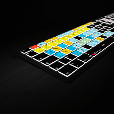 Cubase Keyboard | Backlit | For Mac & PC Options | Edit Faster in Cubase Now