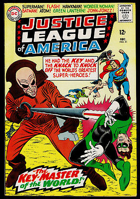 1965 DC Justice League of America #41 FN+