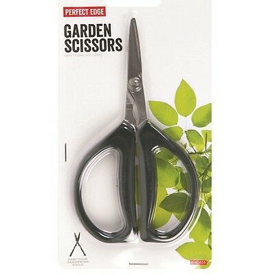 Heavy Duty Pruning Easy Grip Precision Garden Scissors Trimming Flower Snips