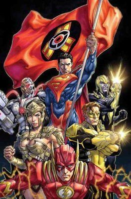 Injustice Gods Among Us Year Five Vol. 3 by Brian Buccellato 9781401272463