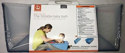 Stokke Flexi Lightweight Foldable Baby Bath Tub CHOOSE FROM 3 COLORS NEW