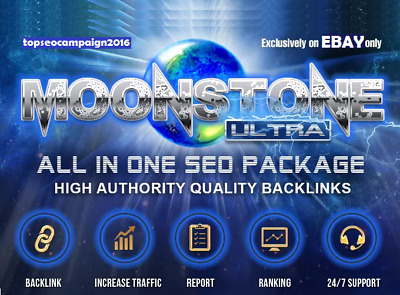 Do Moonstone Ultra All In One Premium SEO Package 2018 For Ranking . SEO