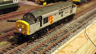 N GAUGE  FARISH CLASS 37 no.37406 HORNBY TTS DCC SOUND  *NEW *