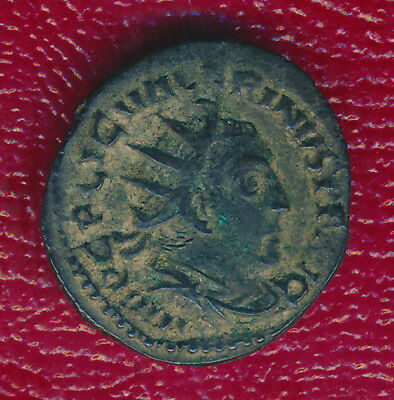 Nice Ancient Roman Coin **retains Several Features** Wonderful Historic Coin!