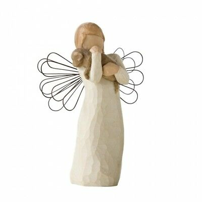 """Willow Tree by Susan Lordi  """"Angel of Friendship"""" 13 cm  26011"""