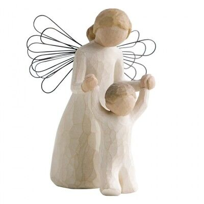 """Willow Tree by Susan Lordi  """"Guardian Angel"""" 14 cm  26034"""