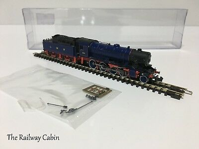 Graham Farish 370-400 N Gauge WD Austerity 400 SIR GUY WILLIAMS in LMR Livery