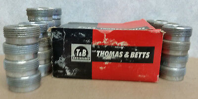 Lot of 30 Thomas and Betts 605 Conduit Reducer