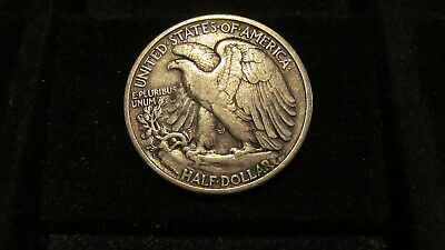 1919 S Walking Liberty Half  XF/EF   Beautiful Natural Toning Problem Free