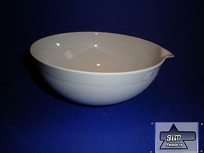 Evaporating Dish Porcelain Round Bottom 1135 ml Contents 8526015
