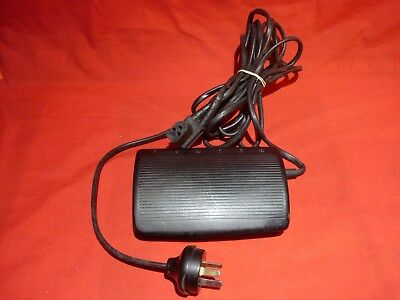 Singer 500 Series Sewing Machine Foot Controller Pedal With Power Cord