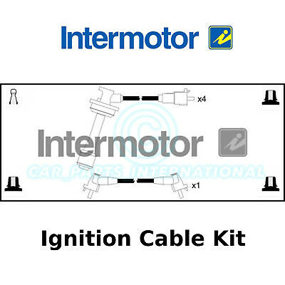 GENUINE Intermotor Ignition Cable Lead Set 73339 5 YEAR WARRANTY BRAND NEW