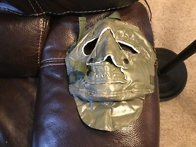 post-Vietnam Era US Military Extreme Cold Weather Face Mask