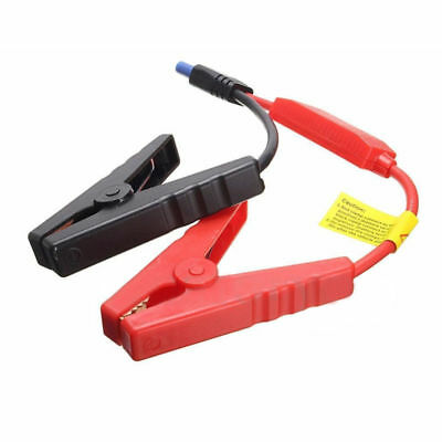 Safe Car Jump Starter Clamps  Emergency Lead Cable Battery Alligator Clips YG