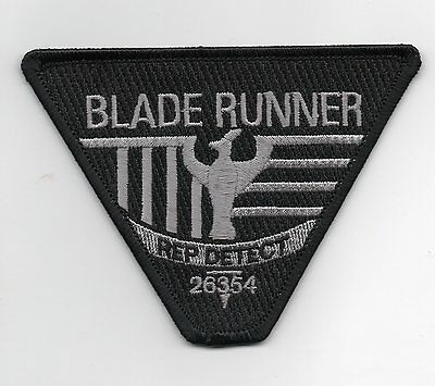 PARCHE BLADE RUNNER REP DETECT 10*75cms PATCH