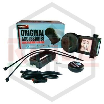 Original Piaggio Anti-theft Allarm with Wiring M003 Specific for Beverly 500
