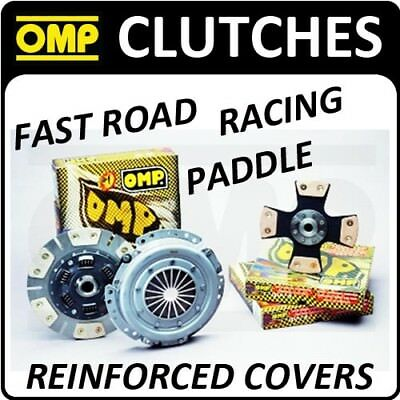 OMP 228mm ROAD CLUTCH PLATE VW GOLF MK3 2.0 GTI 16V