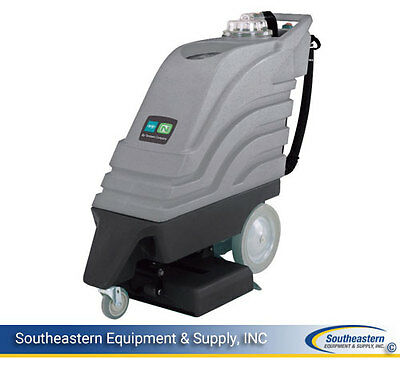 New Nobles EX-SC-1020P Self-Contained Forward Push Carpet Extractor