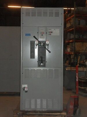 NEW Asco 1200 AMP AUTOMATIC TRANSFER SWITCH 3 POLE Phase ATS 480v