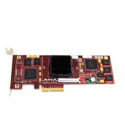 Comtech AHA363PCIE0301G 5Gbs GZIP Compression/Decompression Accelerator Card ZZ2