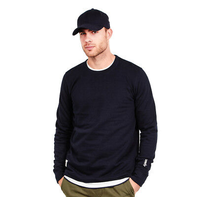 Wemoto - Lawrence Sweater Navyblue Pullover Rundhals