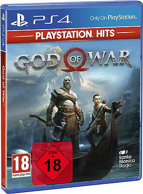 God of War - PS4 Playstation 4 Spiel - NEU OVP