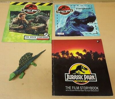 A comparison of jurassic park the movie and the book