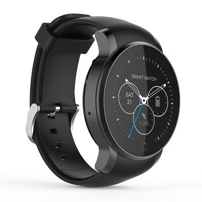Bluetooth Smart Watch Phone Mate GSM SIM Slot for Android iOS iPhone Samsung LG