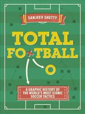 Total Football - A graphic history of the world's most iconic s... 9781781317846
