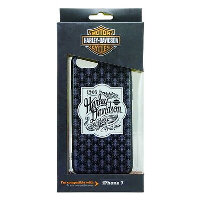 Harley Davidson iPhone 8 and iPhone 7 1903 design TPU Protective Cover