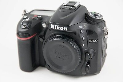 Nikon D7100 24.1MP Digital Camera Body