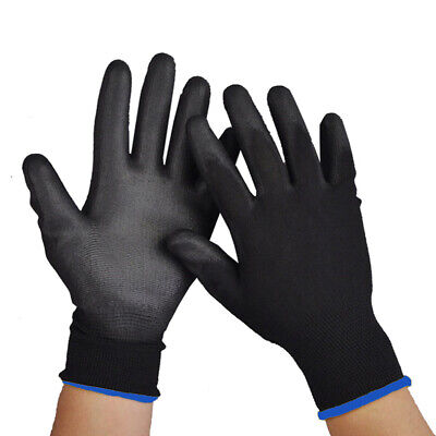 Anti Static Anti skid Gloves PC Computer Repair ESD Electronic Labor Worker L