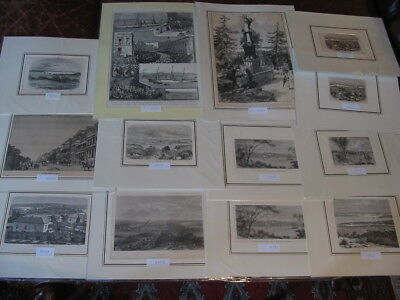 Lot 13 Stiche-Prints-Australien-Australia-Sydney-No.1843