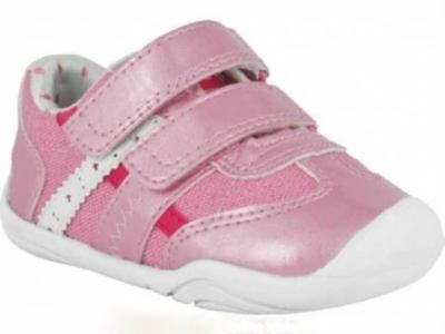Pediped Girls Boys Kids Gretta Trainers Sneakers Breathable Grip Sole Shoes