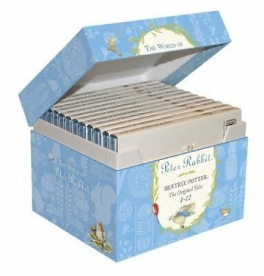 World of Peter Rabbit Giftbox (Tales 1-12) by Beatrix Potter 9780723257905