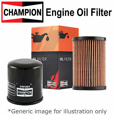 Champion Replacement Screw-on Oil Filter COF100208S (Trade F208/606)