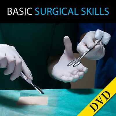 Basic Surgical Skills Course DVD 4th Edition