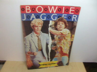 David Bowie / Mick Jagger – Sensational Twin Poster Special magazine 1985