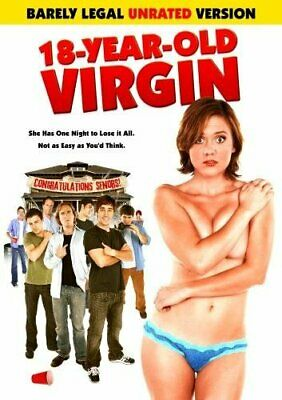 18 Year Old Virgin [DVD] NEW!