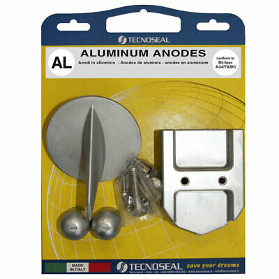 Kit Anodi Marini Mercury Alpha One Generation 1 Marine Anodes