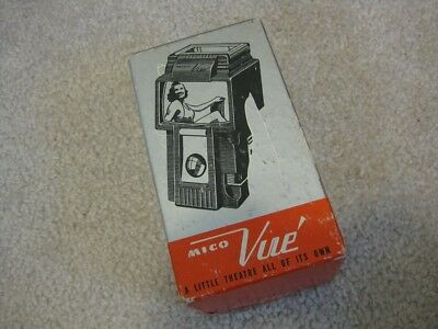 Vintage Mico Vue Slide & Film Viewer