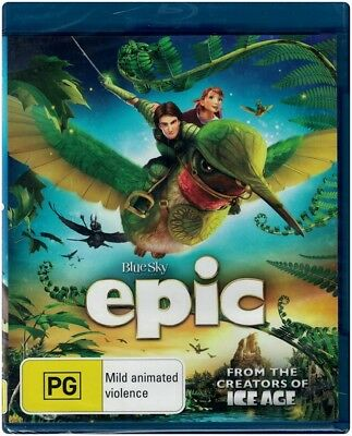 """EPIC"" Blu-Ray - Region [B] NEW"