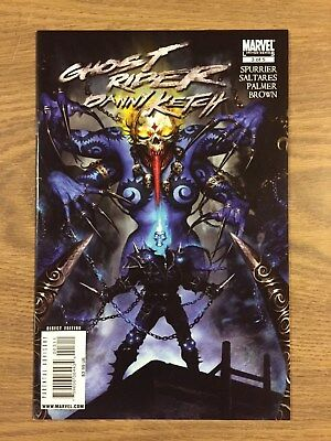 Ghost Rider Danny Ketch #3 2008 VF to NM  Marvel