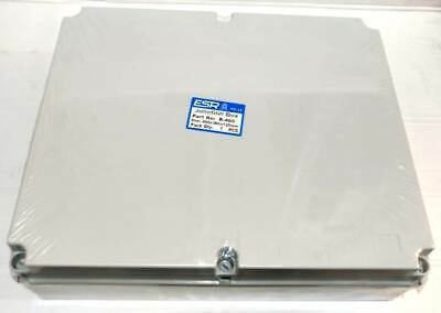 ESR 460mm x 380mm x 120mm Large Junction Box IP56 Waterproof Enclosure Cabinet