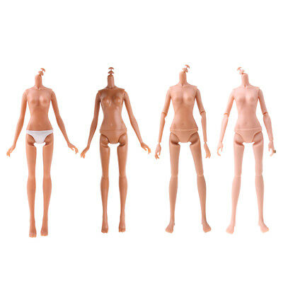 Female Long Legs Nude Body Joints for 24cm Bratz Body Doll Custom Accessory